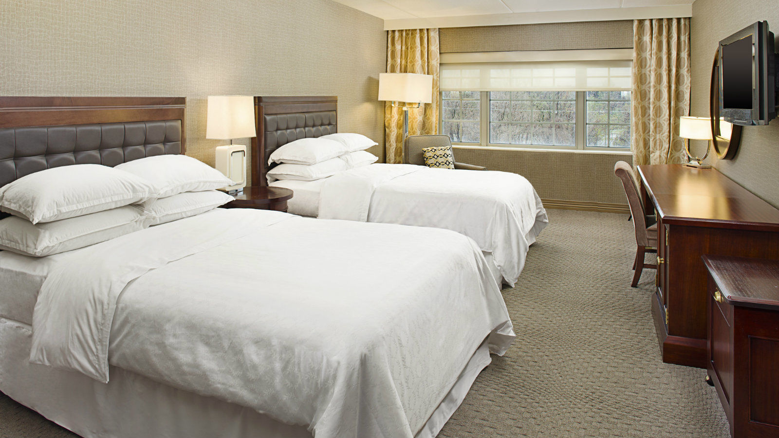Family Rooms | Sheraton Rockville Hotel